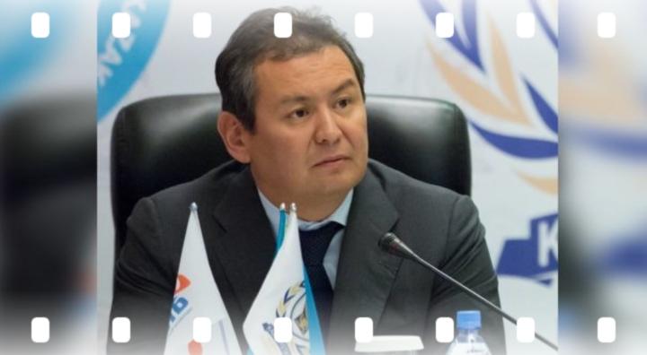Daniyar Abulgazin