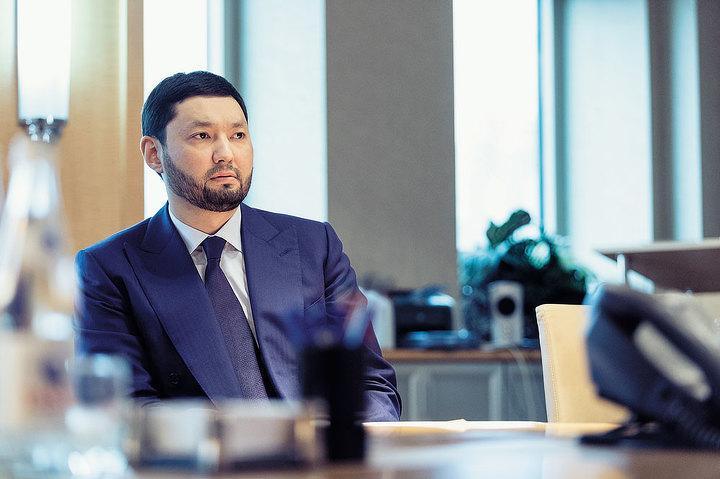 Kenes Rakishev is entrepreneur and venture capitalist from Kazakhstan.